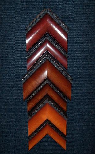 Quality Wood Veneer Frames