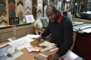 Framing Professionals: Ernest