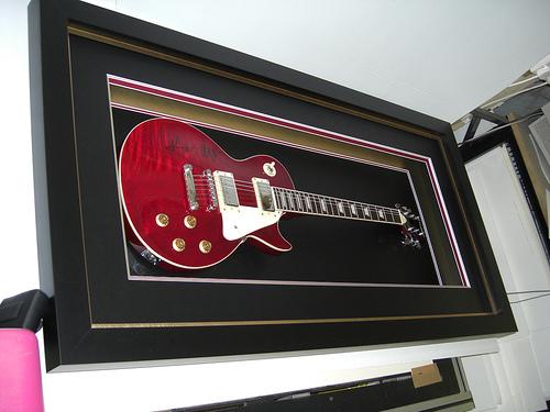 Frame A Guitar