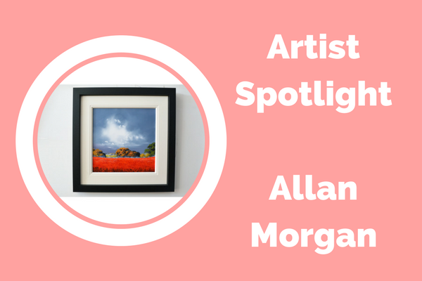 Artist Spotlight : Allan Morgan