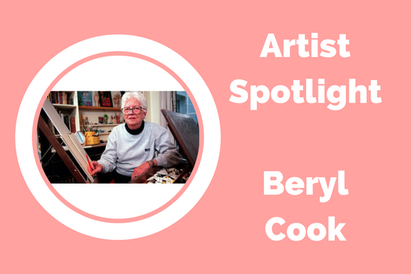 Artist Spotlight : Beryl Cook