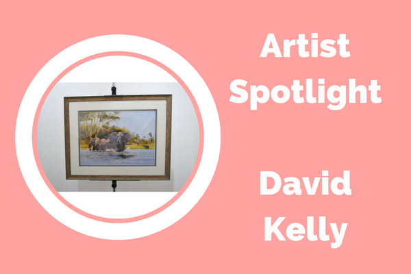 Artist Spotlight – David Kelly