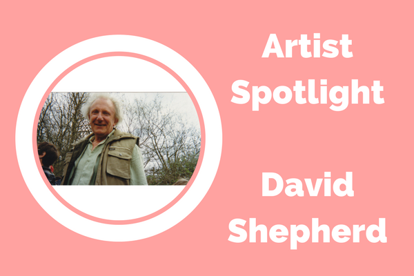 Artist Spotlight – David Shepherd