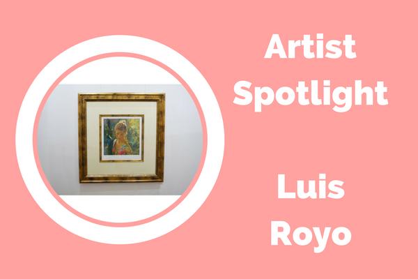 Artist Spotlight – Luis Royo