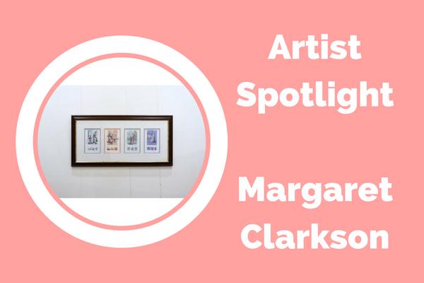 Artist Spotlight – Margaret Clarkson