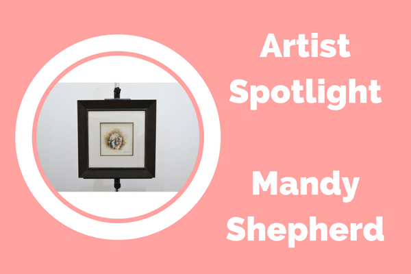 Artist Spotlight – Mandy Shepherd