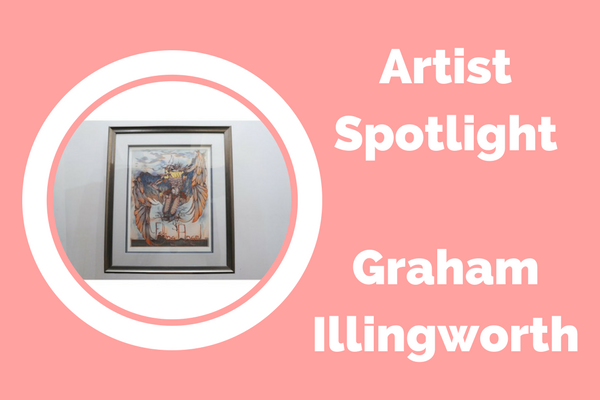 Artist Spotlight – Graham Illingworth